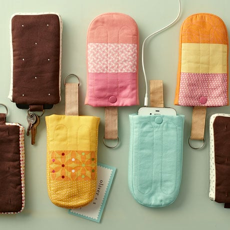 DIY Smartphone Cases Look Like Little Ice Cream Treats