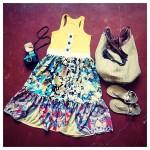Summer Fashion DIY – Make Your Own Tank Top Dress