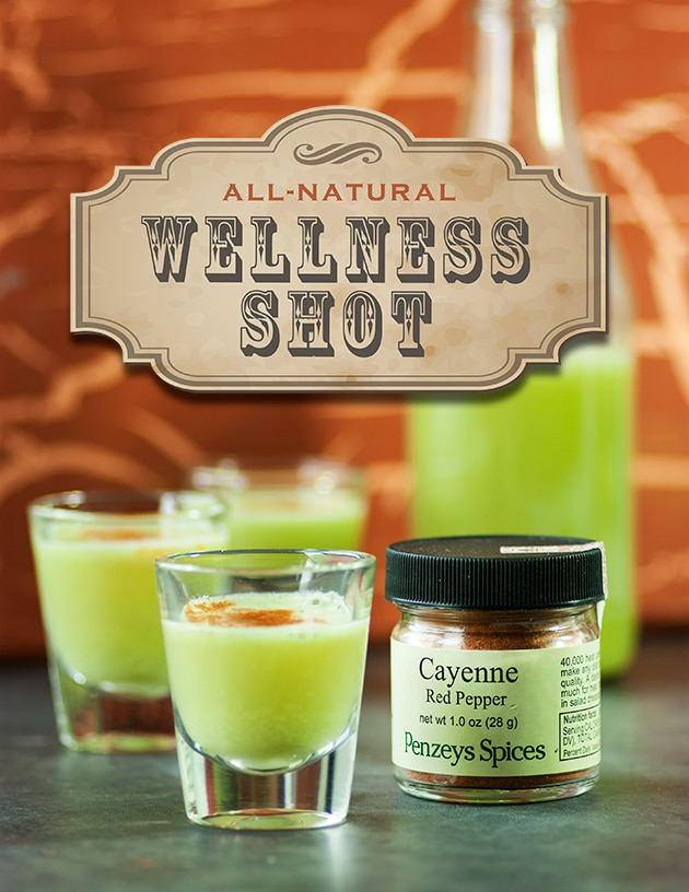 DIY Health Remedy – All Natural Wellness Shots