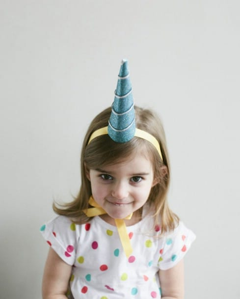 DIY Unicorn Hat - Top 28 Most Adorable DIY Baby Projects Of All Time