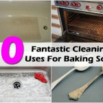 10 Fantastic Cleaning Uses For Baking Soda