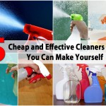 5 Cheap and Effective Cleaners that You Can Make Yourself