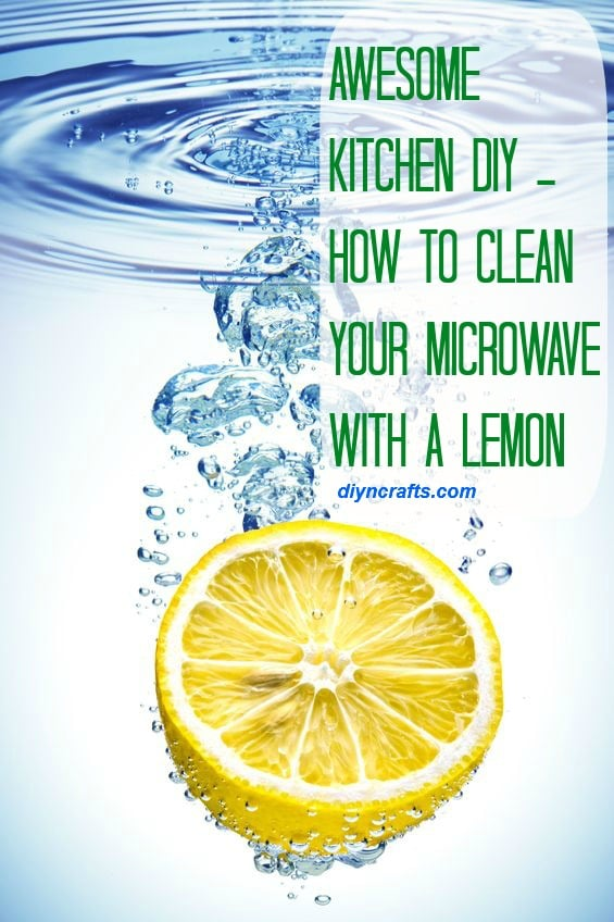 Easiest Microwave Cleaning Method How To Clean Your