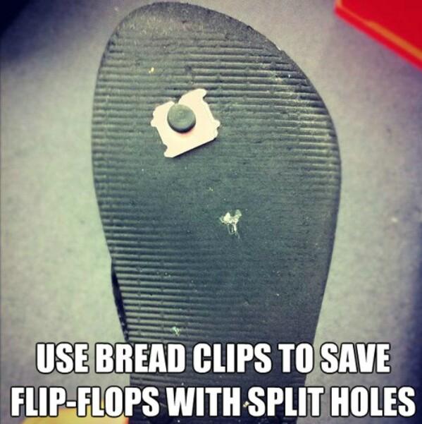 Flip flop hack
