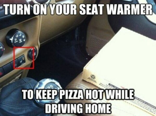 Pizza hack