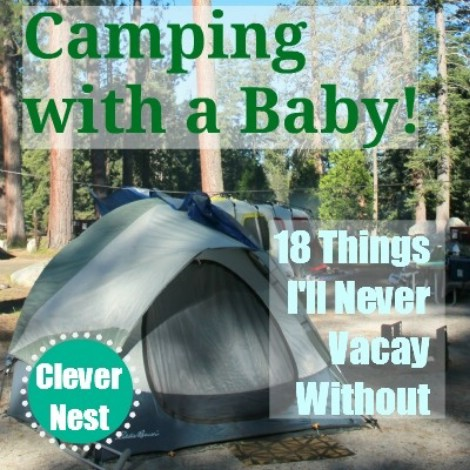 18 Things Ill Never Camp Without