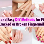 Fast and Easy DIY Methods for Fixing Cracked or Broken Fingernails