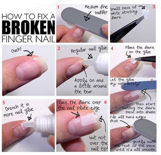 Fast And Easy Diy Methods For Fixing Cracked Or Broken