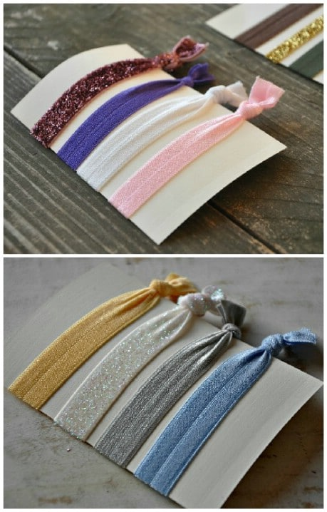 DIY Anthro Hair Bands In Every Color - 32 Brilliant DIY Anthropologie Knockoffs