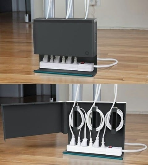Use A Cable Organizer