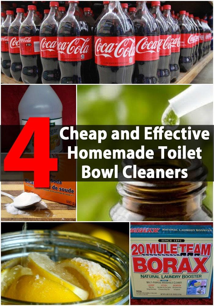 Marvellous Homemade Toilet Bowl Cleaner Borax Gallery