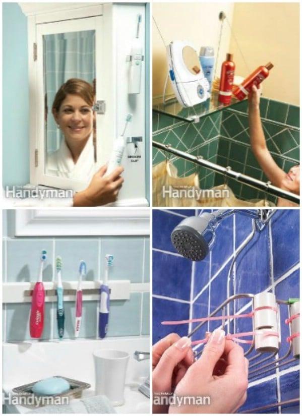 5 DIY Bathroom Storage - 30 Brilliant Bathroom Organization and Storage DIY Solutions