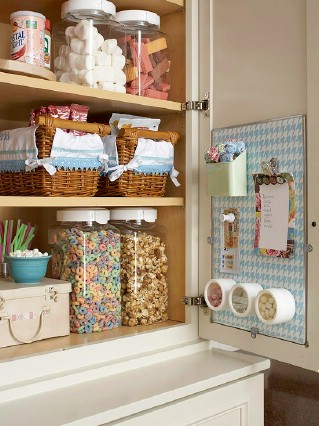 60+ Innovative Kitchen Organization and Storage DIY Projects - DIY ...