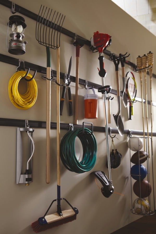 Grab a FastTrack Organization System - 49 Brilliant Garage Organization Tips Ideas and DIY Projects : cheap garage storage ideas  - Aquiesqueretaro.Com
