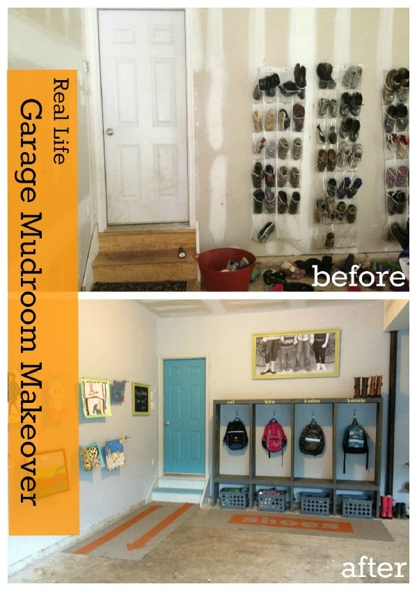 49 brilliant garage organization tips ideas and diy projects make over your mud room 49 brilliant garage organization tips ideas and diy projects solutioingenieria Gallery