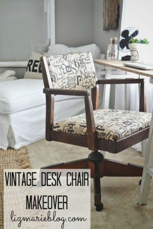 Chalkboard Desk and Chair Makeover - Top 60 Furniture Makeover DIY Projects and Negotiation Secrets