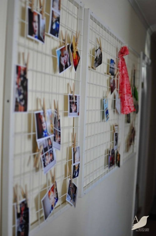 Utilize Wall Space - 150 Dollar Store Organizing Ideas and Projects for the Entire Home