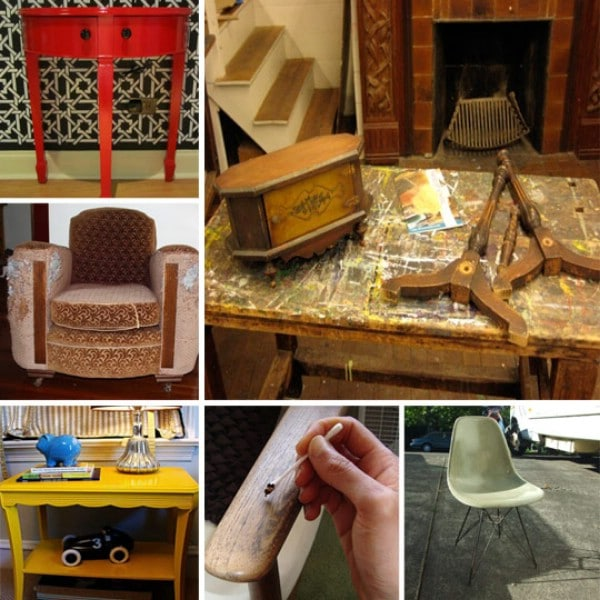 Attirant 30 Ways To Repair, Restore, Or Redo Any Piece Of Furniture