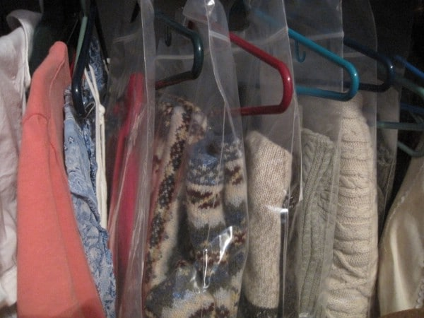 Store Sweaters Safely And Save Space