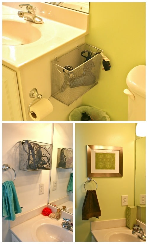 Diy Small Bathroom Storage 30 brilliant bathroom organization and storage diy solutions - diy