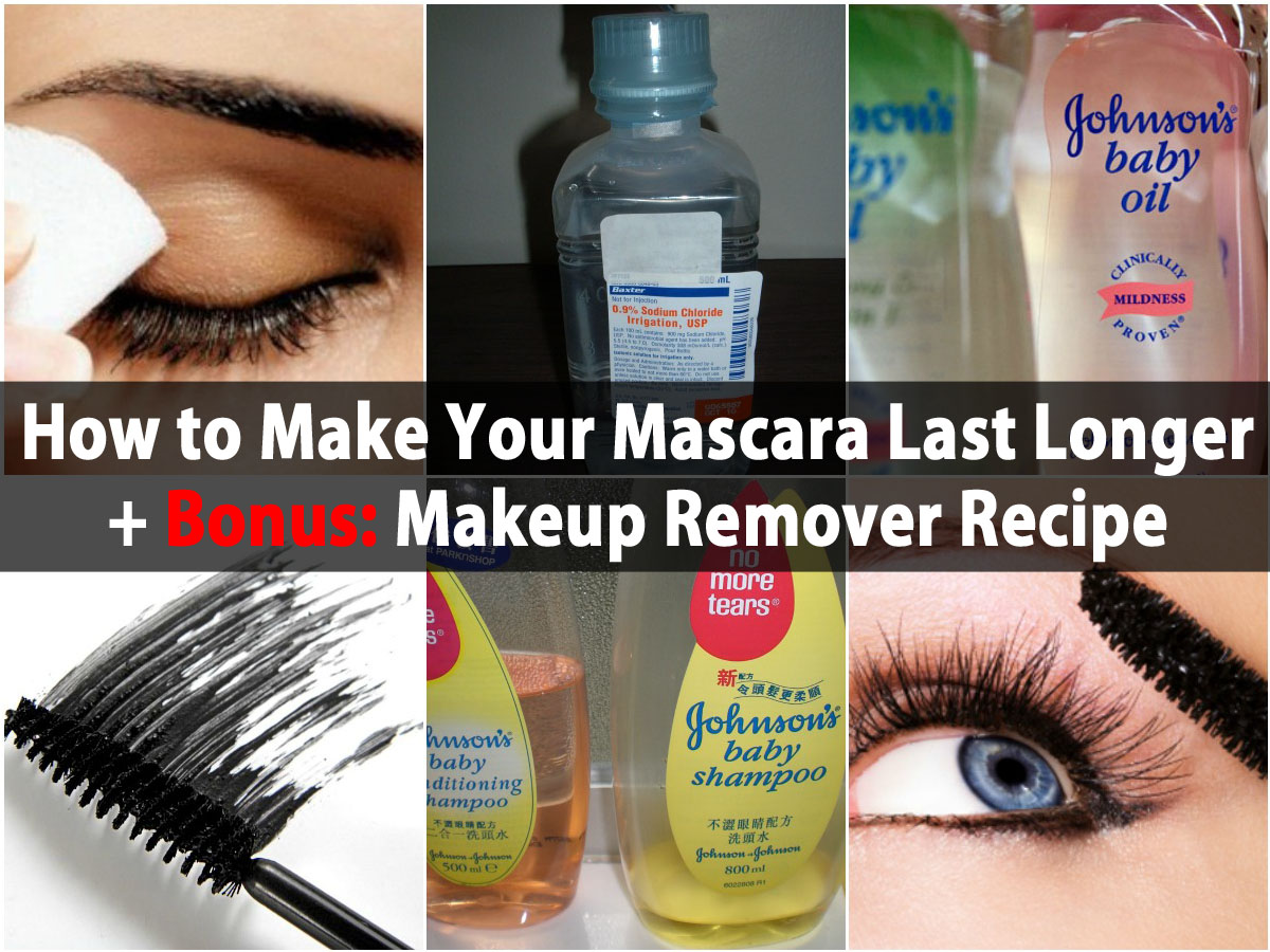 How To Make Your Mascara Last Longer Bonus Makeup