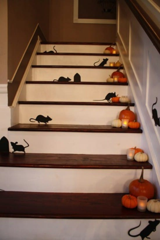 40 easy to make diy halloween decor ideas page 4 of 4 for Decoration interne