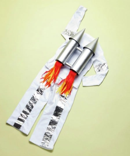 Rocket Man - 60 Fun and Easy DIY Halloween Costumes Your Kids Will Love