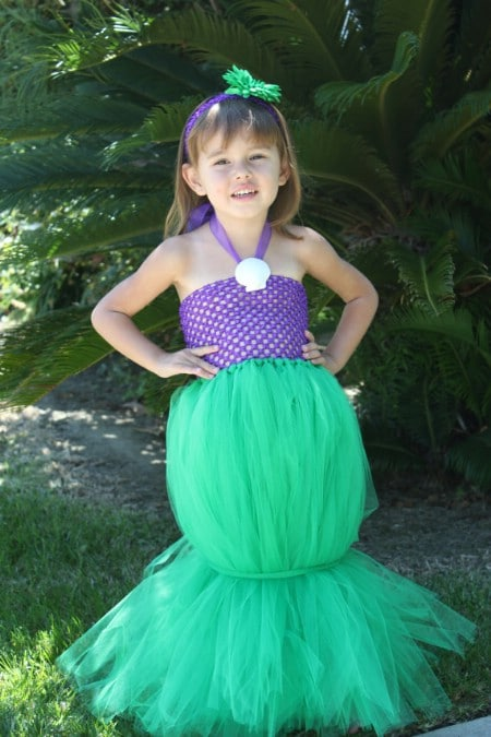 60 fun and easy diy halloween costumes your kids will love page 2 the little mermaid 60 fun and easy diy halloween costumes your kids will love solutioingenieria Image collections