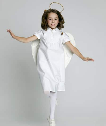 Mommy's Little Angel - 60 Fun and Easy DIY Halloween Costumes Your Kids Will Love
