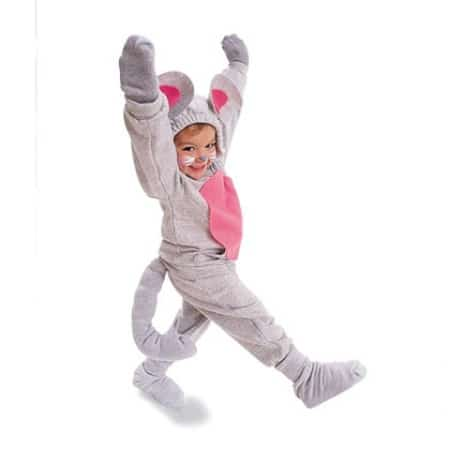 Mouse - 60 Fun and Easy DIY Halloween Costumes Your Kids Will Love