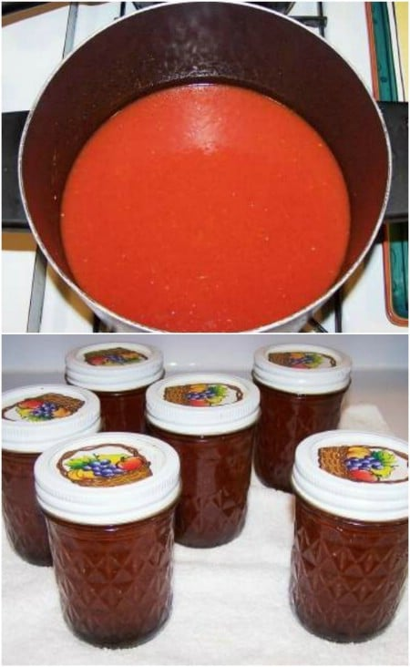 Make Your Own Ketchup - Top 8 Most Popular Ways to Preserve Tomatoes for Winter