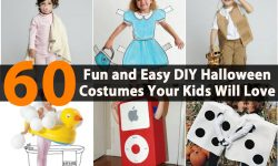 60 Fun and Easy DIY Halloween Costumes Your Kids Will Love