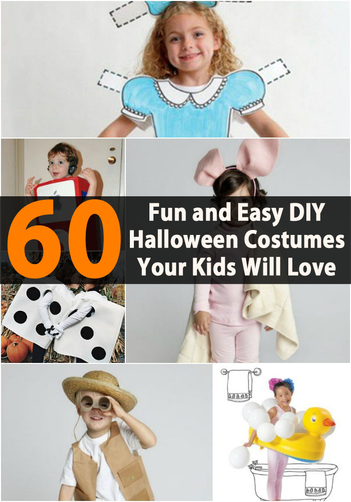 60 fun and easy diy halloween costumes your kids will love diy 60 fun and easy diy halloween costumes your kids will love solutioingenieria Gallery