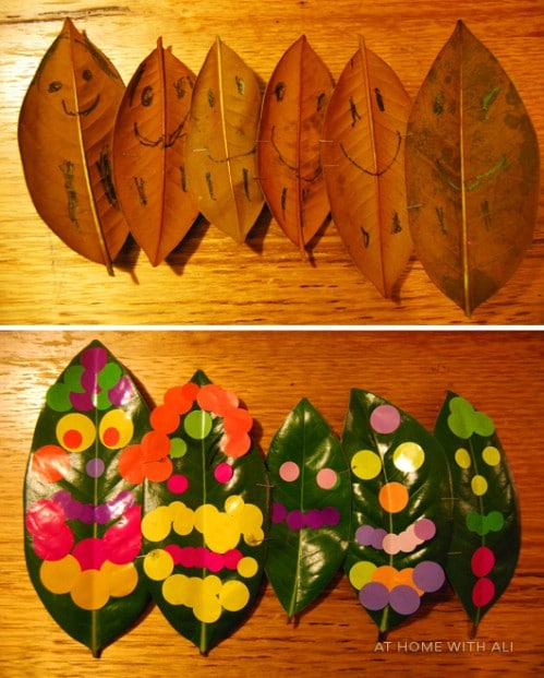 15 fabulous fall leaf crafts for kids diy crafts for Leaf crafts for adults
