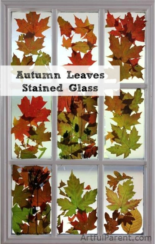 15 Fabulous Fall Leaf Crafts For Kids Diy Amp Crafts