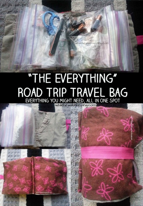 Make a Scrapbook Holder - 20 Easy DIY Ideas and Tips for a Perfectly Organized Car