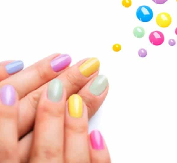 Fast-Dry Your Nail Polish - 40 DIY Beauty Hacks That Are Borderline Genius