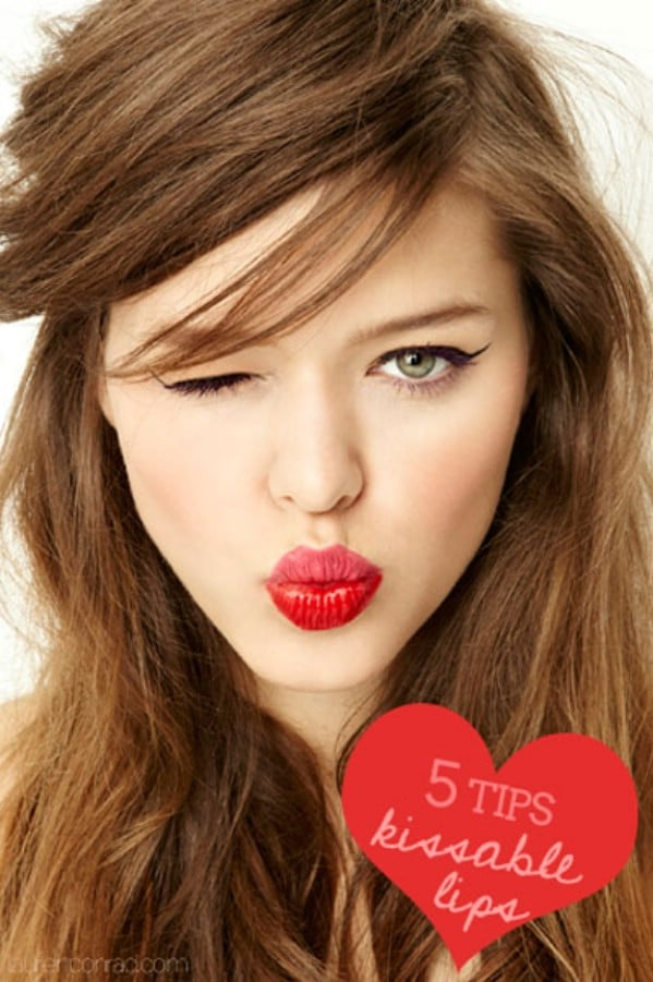 Set Lipstick to Last - 40 DIY Beauty Hacks That Are Borderline Genius