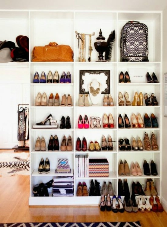 10 Clever And Easy Ways To Organize Your Shoes Diy Amp Crafts