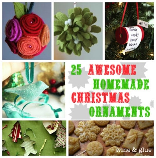 Cookie Cutters and Other Ornament Ideas