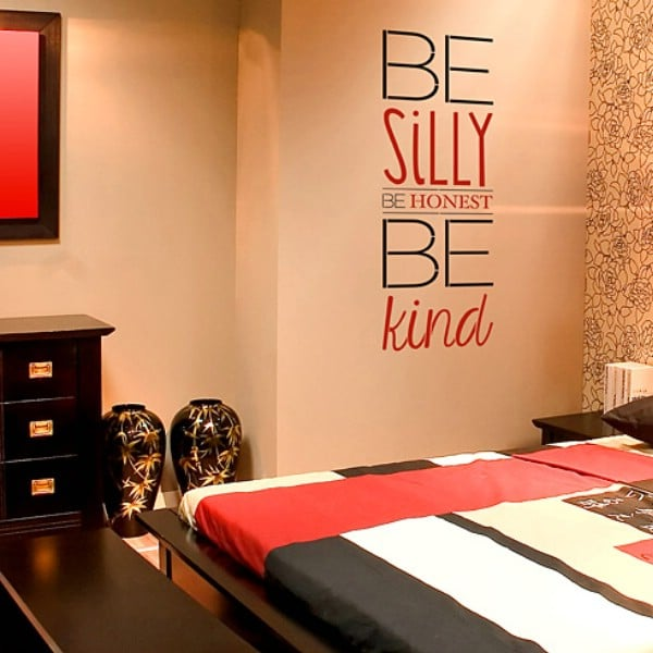 11 DIY Wall Quote Accent Inspirations That Will Beautify