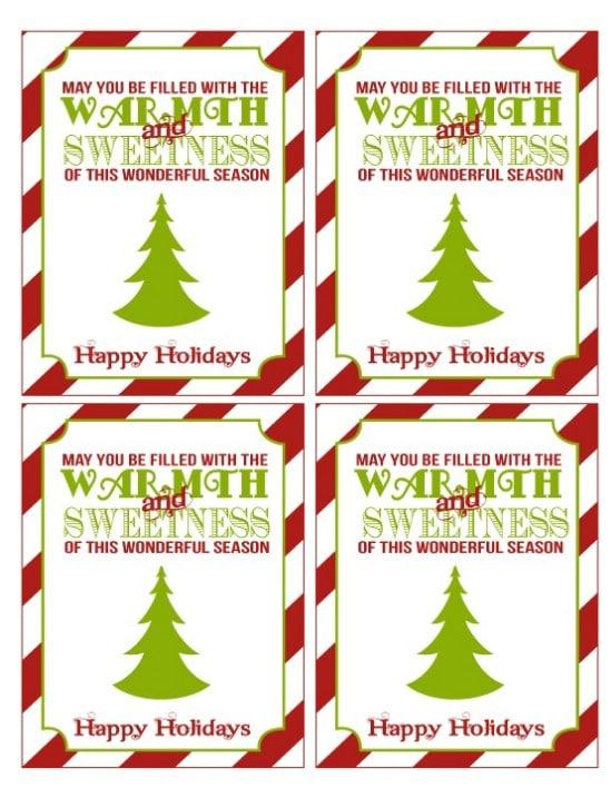 50 Creative Christmas Printables Collection Page 3 Of 5