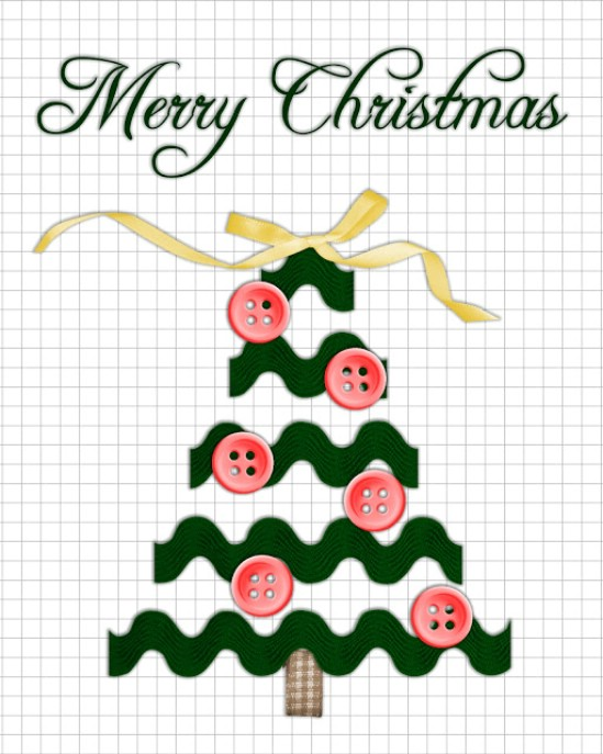 download the printable agapelovedesigns ric rac christmas tree over 50 creative christmas printables collection