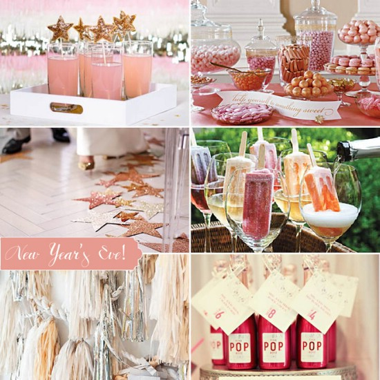 28 Fun And Easy Diy New Years Eve Party Ideas Diy Crafts