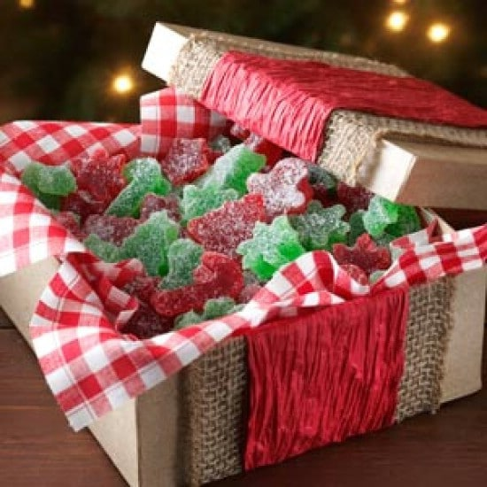 Homemade Gumdrops - 25 Yummy Homemade Christmas Candy Recipes