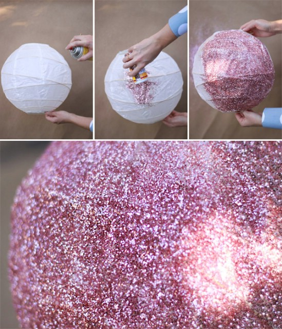 Make a Disco Ball - 28 Fun and Easy DIY New Year's Eve Party Ideas
