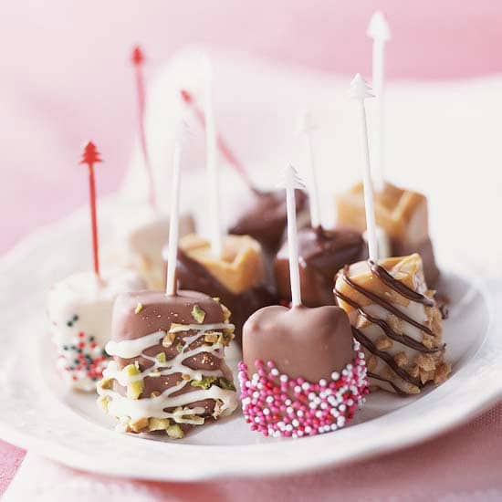 recipe and source bhg yummy candied caramels 25 yummy homemade christmas candy recipes