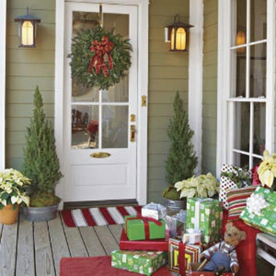 Porch Presents - 60 Beautifully Festive Ways to Decorate Your Porch for  Christmas