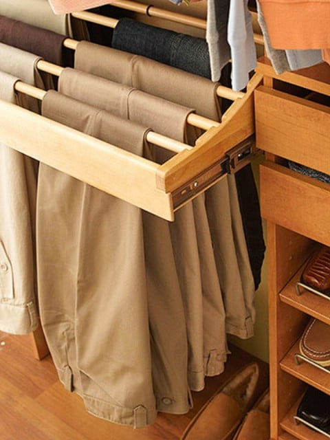 Pants Organization