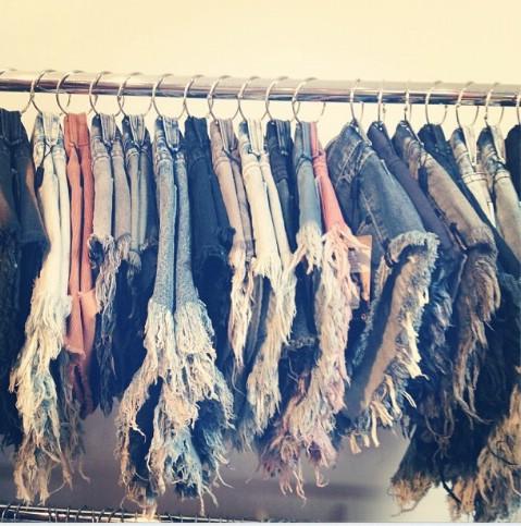 Hanging Shorts